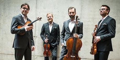 Edmonton Recital Society presents Zemlinsky String Quartet tickets