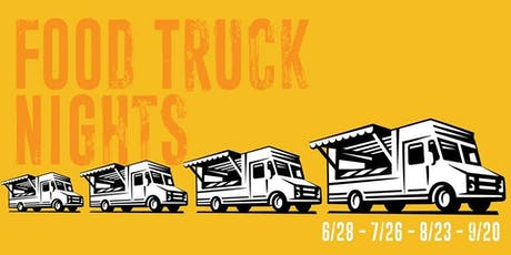 Food Truck Nights at the Beer Garden tickets