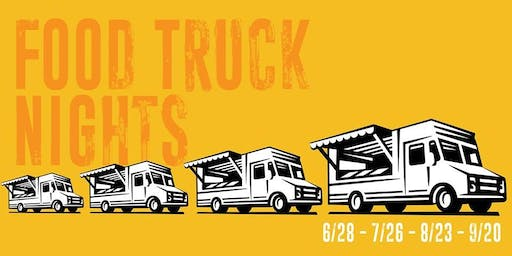 Food Truck Nights at the Beer Garden