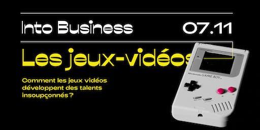Into Business - Les jeux-vidéos