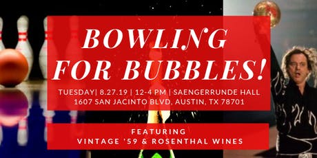 Bubbles Tour 2019 - Austin *TRADE ONLY EVENT*  tickets