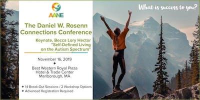 Sponsorships for AANE Daniel W. Rosenn Connections Conference