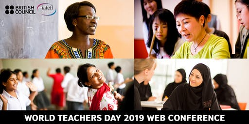 World Teachers' Day web conference 2019