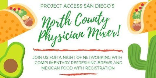 Project Access San Diego North County Physician Mixer