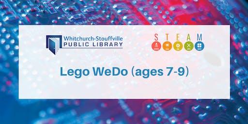 Lego WeDo (ages 7-9)