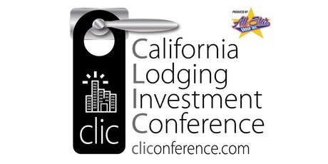 California Lodging Investment Conference 2020 tickets