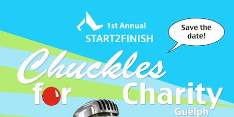 Chuckles for Charity Guelph tickets