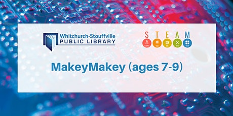 Makey Makey (ages 7-9) tickets