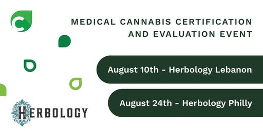 Medical Cannabis Certification & Education Event