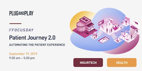 Plug and Play FocusDay: Patient Journey 2.0  tickets