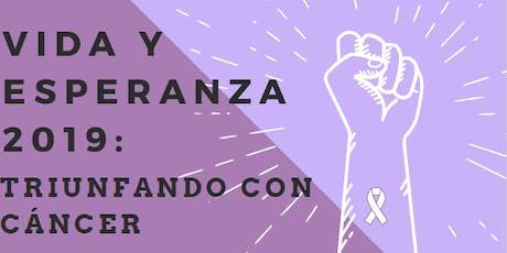 Vida Y Esperanza tickets