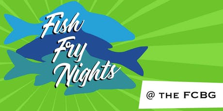 Fish Fry Nights at the Beer Garden tickets