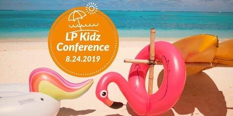 LP K!dz Conference tickets
