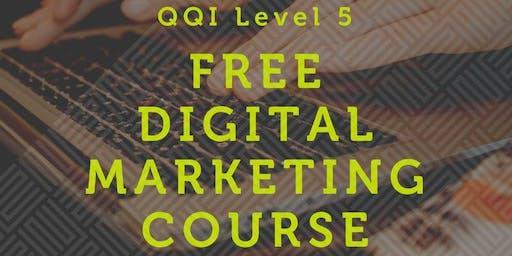 Free Certified Digital Marketing Course for Jobseekers/Entrepreneurs (October 2019)