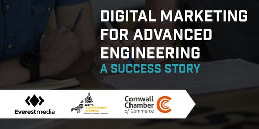 Digital Marketing for Advanced Engineering - A Success Story