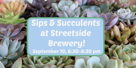 Sips & Succulents tickets