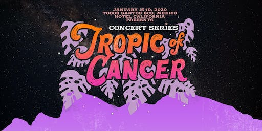 2020 Tropic of Cancer Concert Series