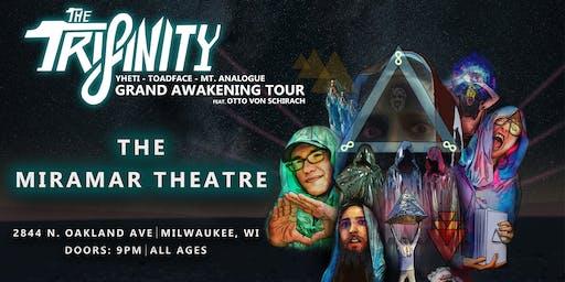 Trifinity - Grand Awakening Tour