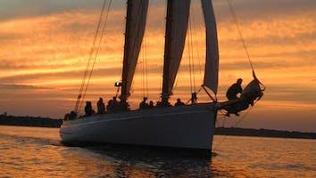 Romantic Sunset Sail Aboard Adirondack III