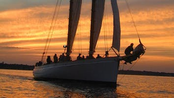 Romantic Sunset Sail Aboard Adirondack III