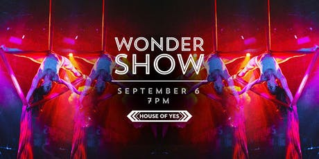 WONDERSHOW tickets
