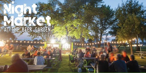 Night Market at the Beer Garden