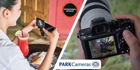 FREE Sony 1-2-1 session at Park Cameras: Burgess Hill tickets