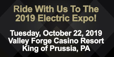 Ride with Fromm to the 2019 Electric Expo! tickets