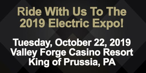 Ride with Fromm to the 2019 Electric Expo!