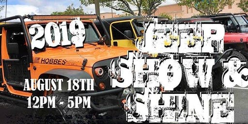 2019 Jeep Show and Shine