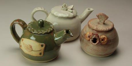 Pottery Workshop: Autumn Teapots tickets