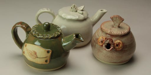 Pottery Workshop: Autumn Teapots