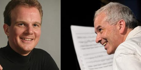 Edmonton Recital Society presents -  Axel Strauss and Stéphane Lemelin tickets