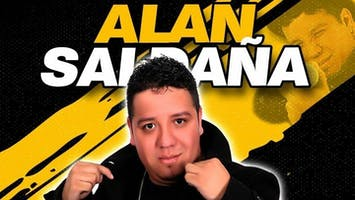 Alan Saldaña: Spanish Language Stand-Up Comedian