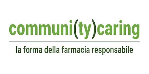 Communi(ty)caring - La forma della Farmacia Responsabile
