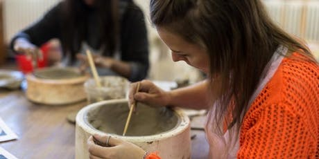 1 Day Course: Introduction to Ceramics tickets