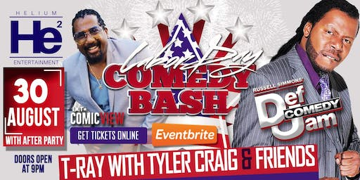 Labor Day Comedy Bash