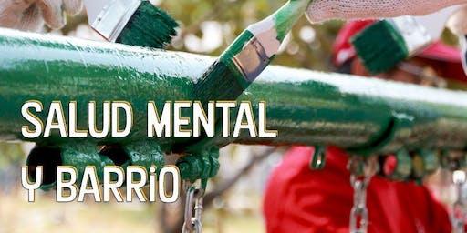 """Conversatorio: """"Salud Mental y Barrio"""""""