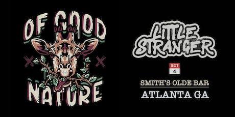 Little Stranger / Of Good Nature tickets
