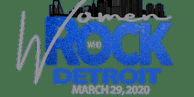 Women Who ROCK Detroit Inaugural Black-Tie Gala