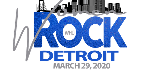 Women Who ROCK Detroit Inaugural Black-Tie Gala tickets
