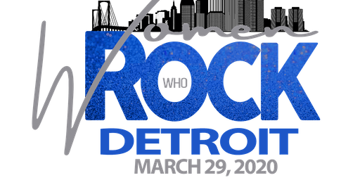 Women Who ROCK Detroit Inaugural Black-Tie Gala