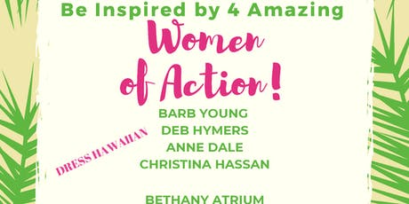 Women of Action tickets