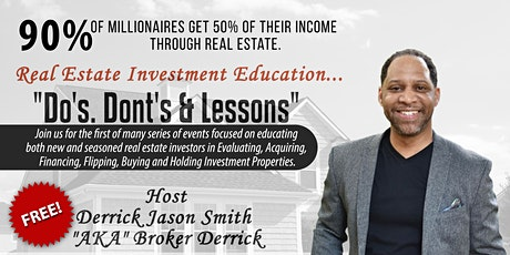 Real Estate Investment Education  tickets