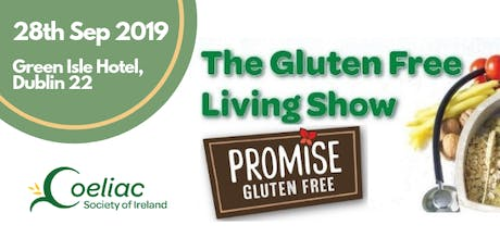 Gluten Free Living Show 2019 tickets