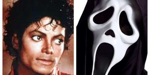 Thriller Night Halloween Party - 80s vs 90s