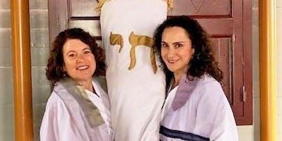 2019 High Holy Days with Rabbi Laurie Coskey, Elizabeth Schwartz-Cantorial Soloist & Chavurah Kol Haneshema
