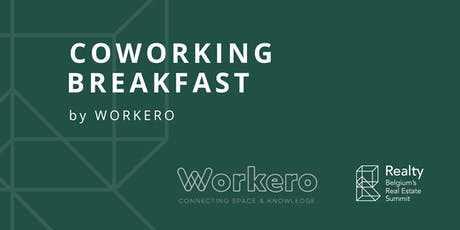 Coworking Breakfast by Workero @ Realty tickets