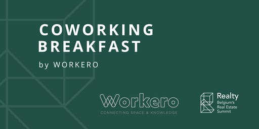 Coworking Breakfast by Workero @ Realty