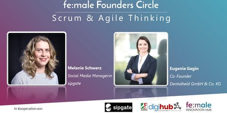 fe:male Founders Circle | Scrum & Agile Thinking Tickets